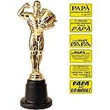 Statuetta premio del papà