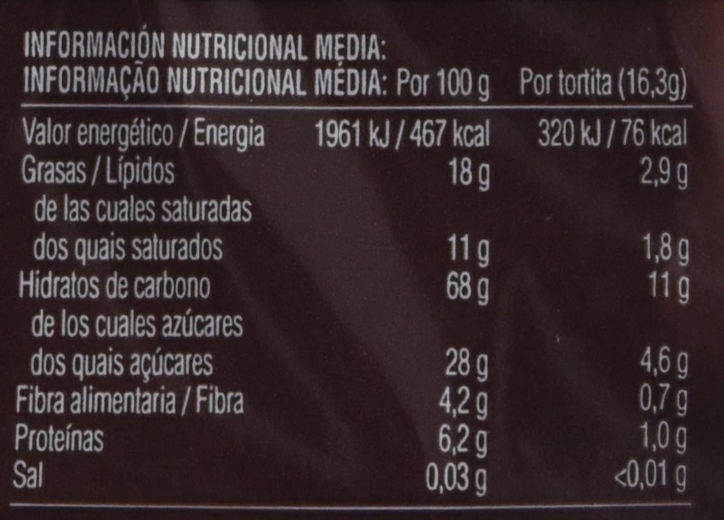 Bicentury Tortitas Nackis Arroz Integral Con Chocolate Negro - Pack de 4 x 32.6 g - Total: 130 gr: Amazon.es: Amazon Pantry