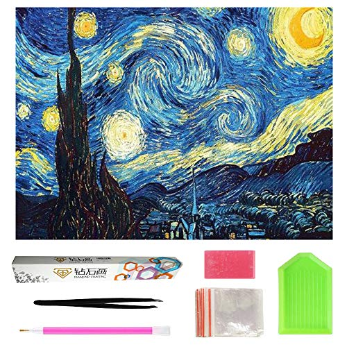 Diamond Painting 20X16 inch Kit for Home Wall Decor