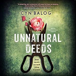 Unnatural Deeds Audiobook