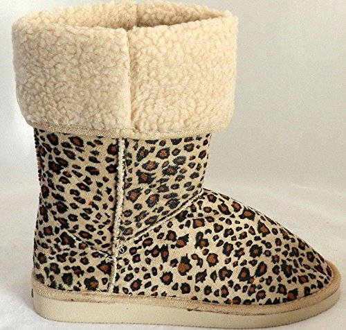 New Fashion Winter Mid Calf Comfort Flat Boot Shoes