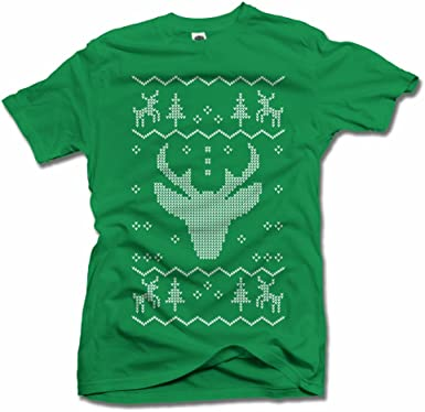 Marrola You Get Nothing Ugly Christmas T-Shirt