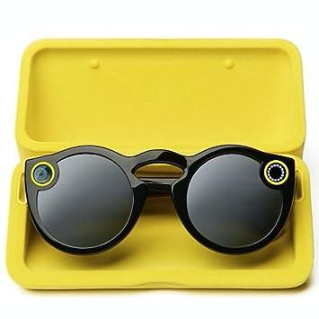 Snapchat Spectacles Lunettes vidéo (Noir)  Amazon.fr  Photo   Caméscopes 1422ffdae6ed