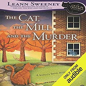 The Cat, the Mill and the Murder Hörbuch