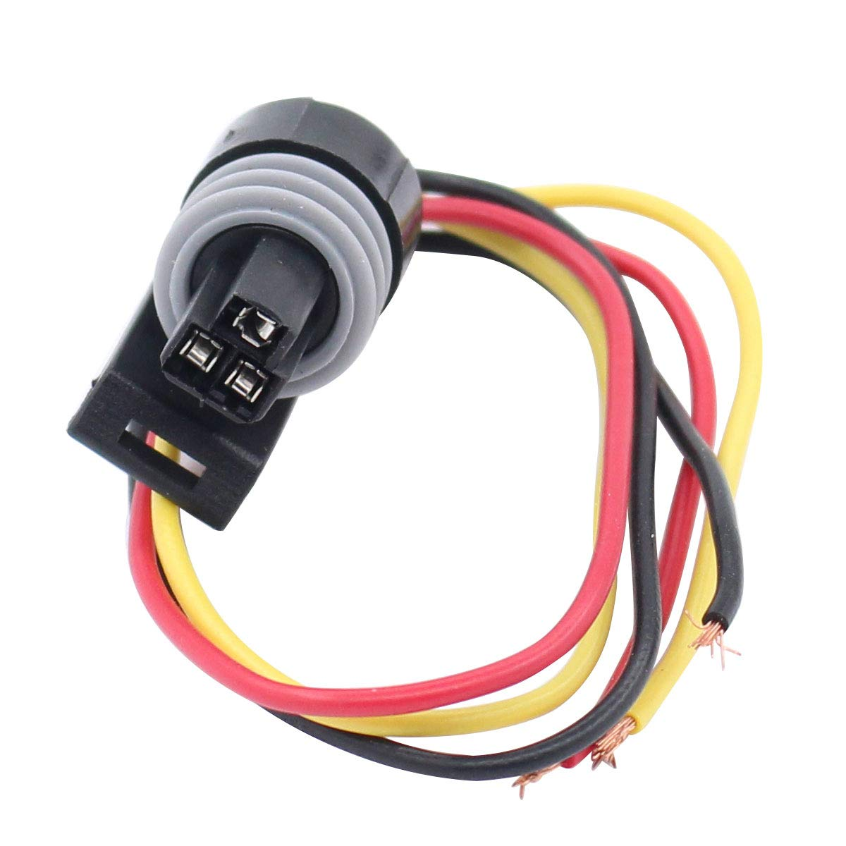 NewYall Fuel Injector Control Pressure ICP Sensor with Pigtail Wiring Harness