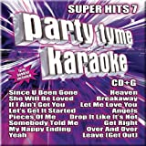 : Party Tyme Karaoke: Super Hits 7