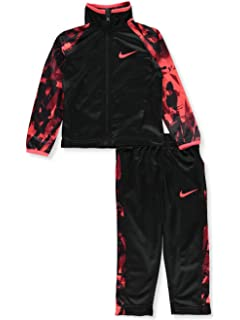 fb57d87fb Amazon.com: Nike Baby Boys' 2-Piece Tracksuit: Sports & Outdoors