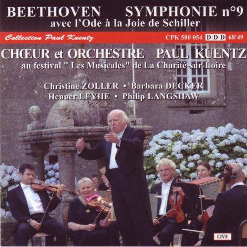 Ludwig Van Beethoven : Symphonie n9 en ré mineur, Op.125, avec l'Ode à la joie de Schiller (Philip Schiller)