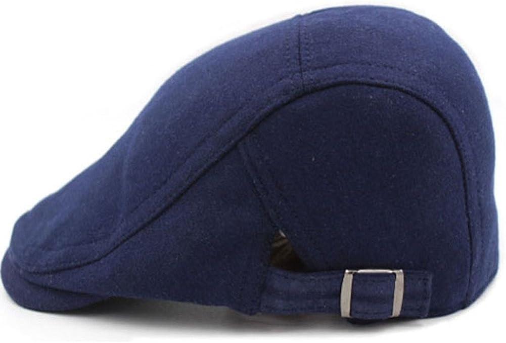 JIANCHIJY Mens Cap Breathable Hats Outdoor Beret