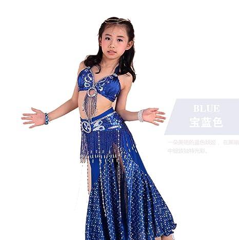 SMACO Grado Superior de Danza del Vientre Niños Ropa de Danza ...