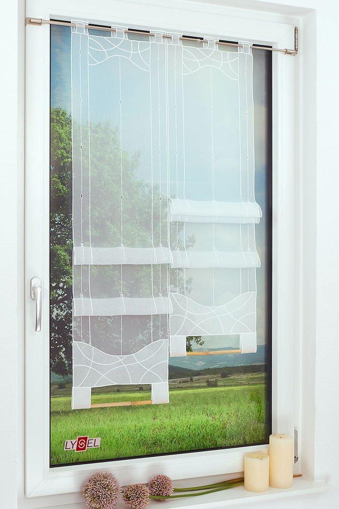 LYSEL Panneaux Panneaux Outline (BX H) 168cm  135cm Weiß
