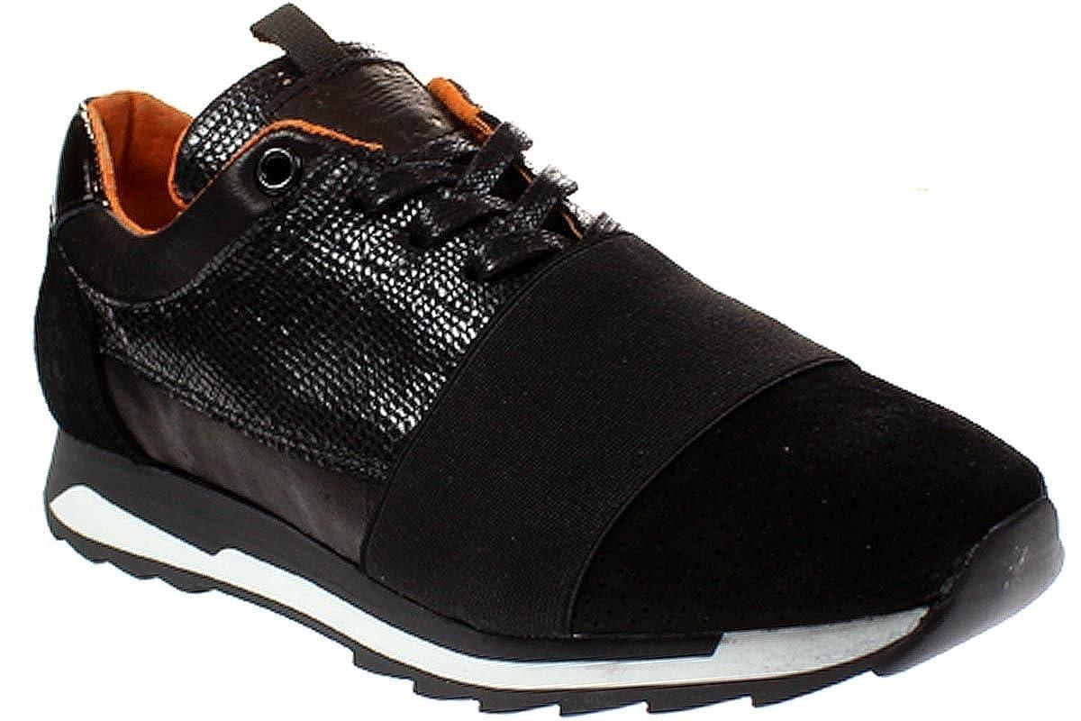 Post Xchange Carly 75 - Damen Schuhe Turnschuhe - 2220-schwarz