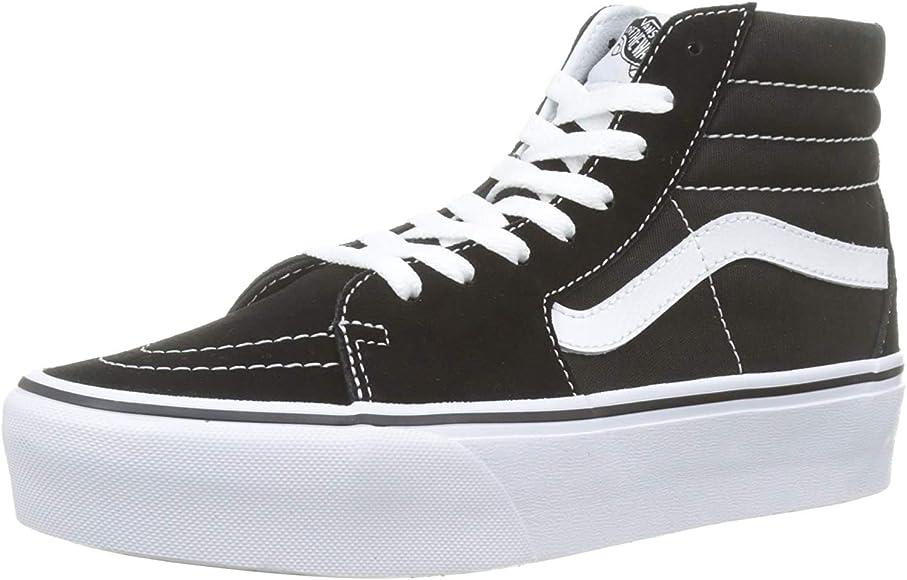 Vans Unisex Sk8 Hi Tapered Skate Shoes