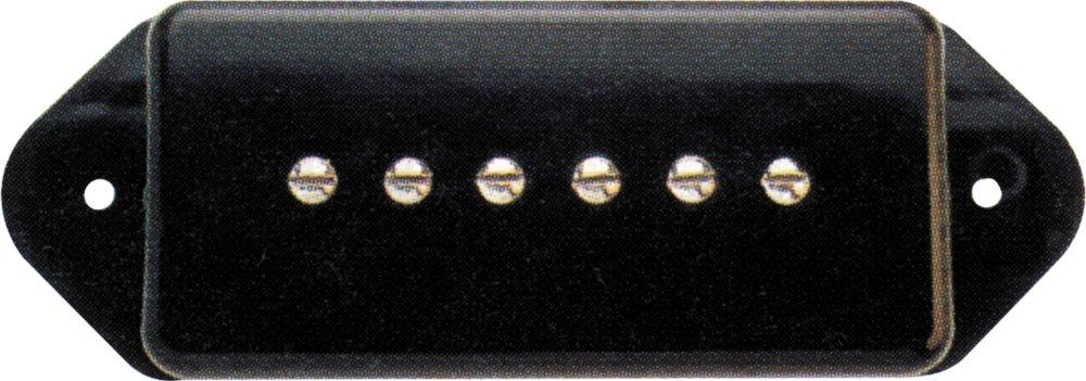DiMarzio DP167D BK DiMarzio Soapbar dog-ear   B0002GO5YE