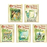 Once Upon A Time Card Game Bundle with Base Game and 4 Expansions