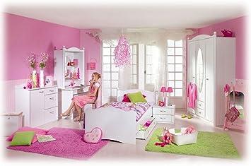 komplett kinderzimmer weiss: amazon.de: küche & haushalt - Kinderzimmer Weis Pink
