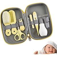 Accesorios para el Cuidado del Bebé, kit de Cuidado del Bebé de 8 Piezas, Kit de Cuidado de la Salud del Bebé, Artículos…