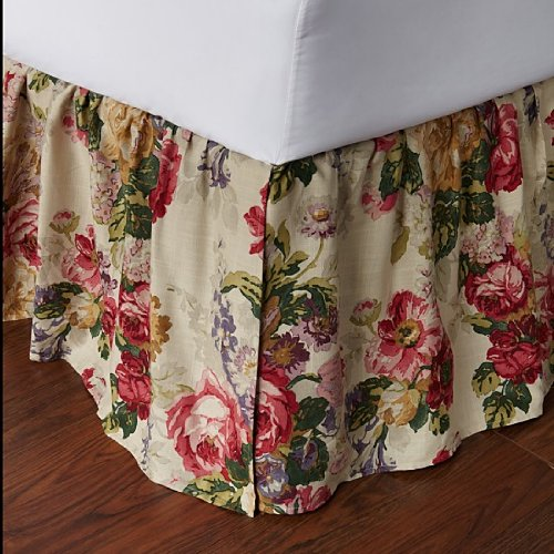 Ralph Lauren Surrey Garden King Bedskirt