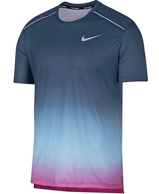 Venta caliente 2019 nueva colección detallado Nike M Nk Dry Miler SS Pr Camiseta, Hombre: Amazon.es: Ropa ...