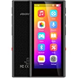 """AKAMATE Mp3 Player, Music Player with Bluetooth 5.0, 3.5"""" Full Touchscreen, 8GB Player with 1080P HD Video, One Click…"""