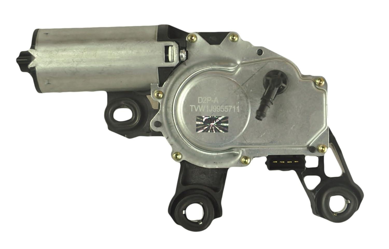 D2P para Skoda Fabia Praktik - (2001 - 2007) Motor del limpiaparabrisas Trasero 1j6955711d, 1j6955711 F: Amazon.es: Coche y moto