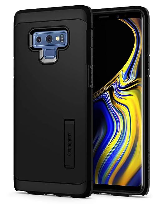 buy online 138e3 0dce2 Spigen Tough Armor Designed for Galaxy Note 9 Case (2018) - Black