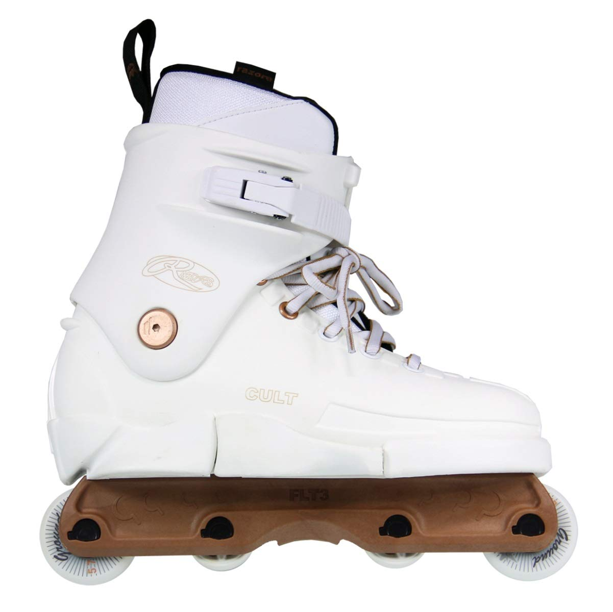 Razors Cult Copper Aggressive Inline Skates Size 7 141[並行輸入]