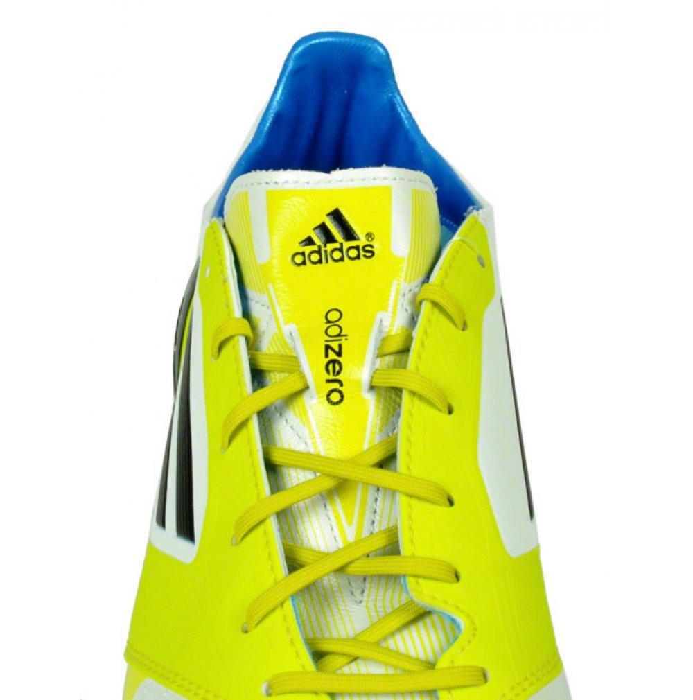 Adidas - F50 Adizero XTRX SG Leather - V21450 - El Color Blanco - ES-Rozmiar: 40.0 kc9urbe