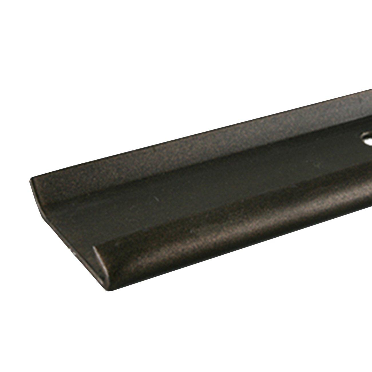 Knape & Vogt John Sterling 0121-40BRZ Dual Hang Track, 40-Inch, Bronze