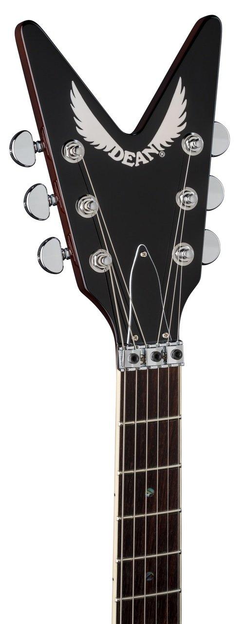 Dean Z 79 F TBZ Floyd Flame Top Guitarra eléctrica de cuerpo sólido, Trans Brazilia: Amazon.es: Instrumentos musicales
