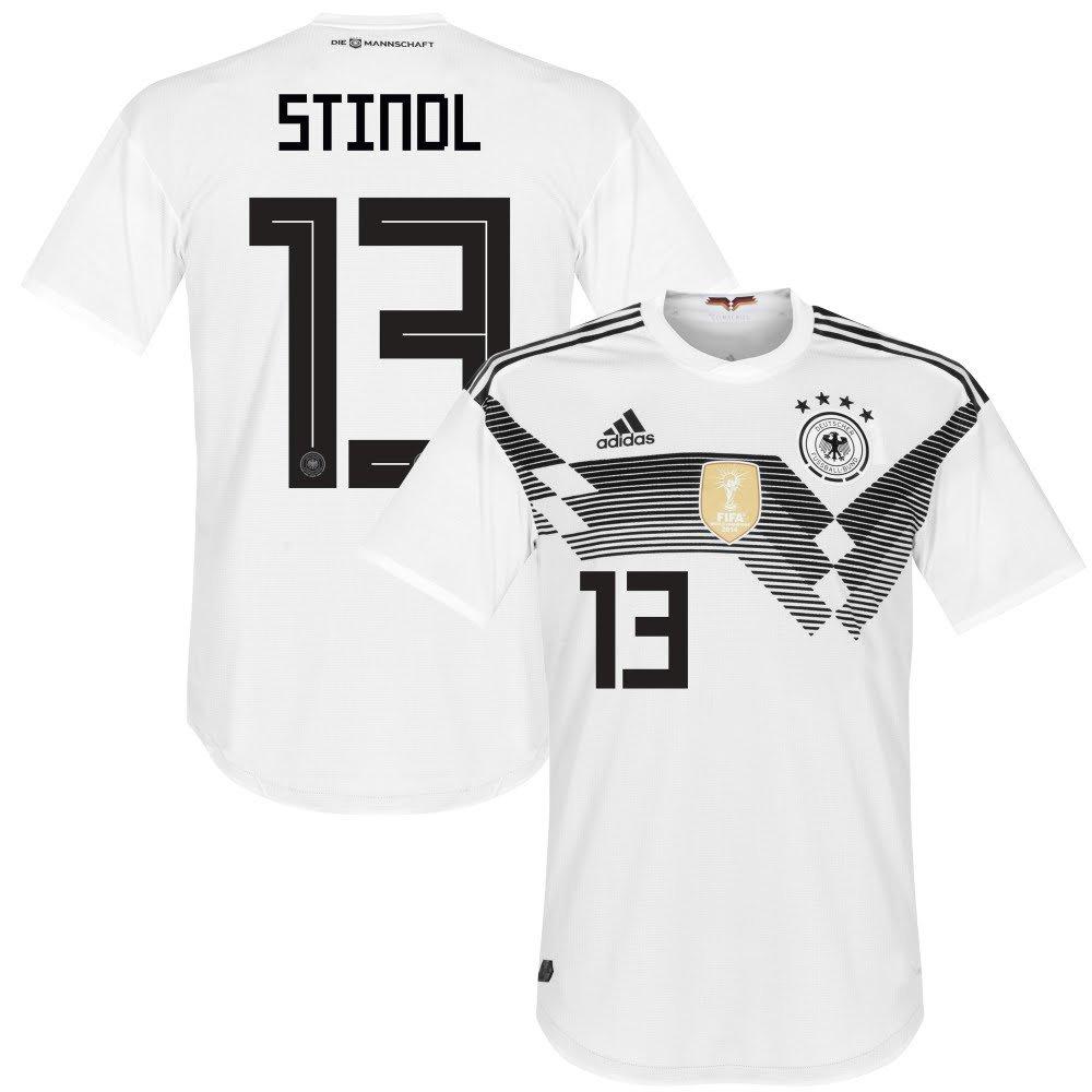 Deutschland Home Trikot 2018 2019 + Stindl 13 - M