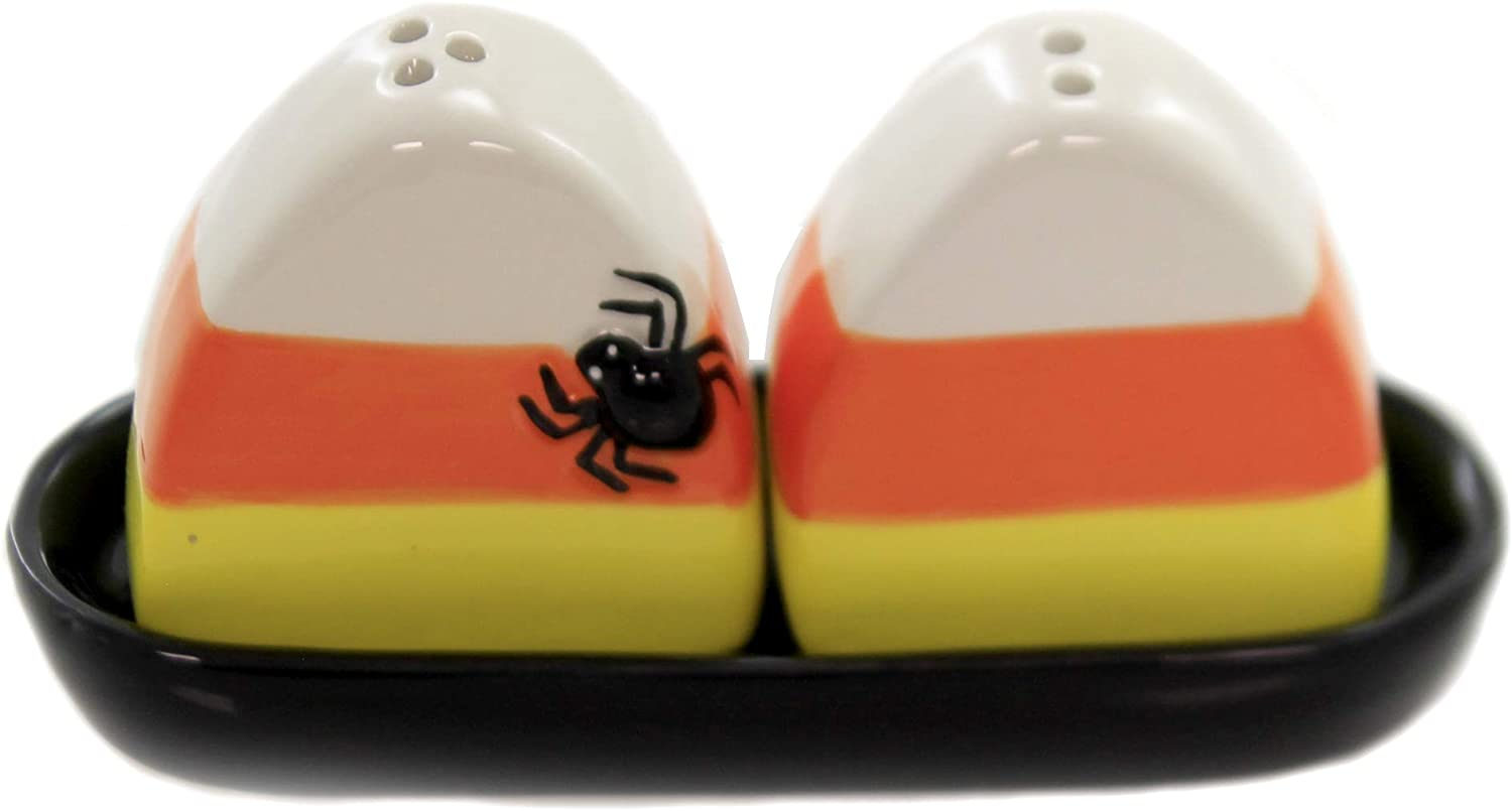 Halloween Candy Salt and Pepper Shakers