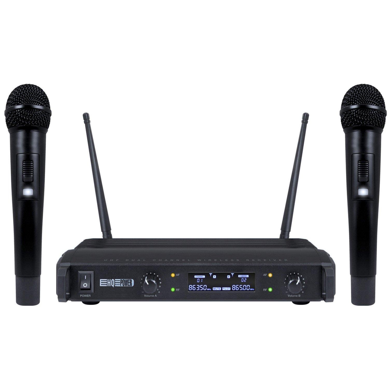 ordene ahora los precios más bajos Velleman systà   x2 C6; me micrófono inalámbrico inalámbrico inalámbrico à2 canales  envío gratis
