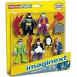 Imaginext DC Super Friends Exclusive 5-Pack