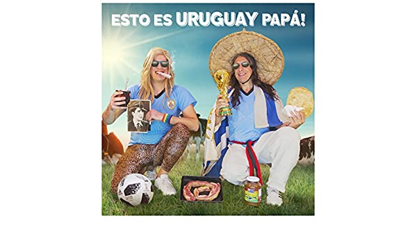 Esto Es Uruguay Papá! by The Party Band on Amazon Music ...