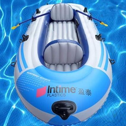 SHZJ Juego De Kayak Inflable para 4 Personas con 1 * Cuerda ...