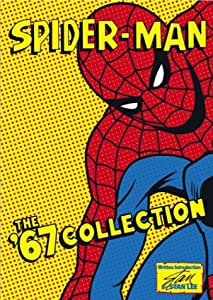 Amazon Com Spider Man The 67 Collection 6 Volume Animated Set