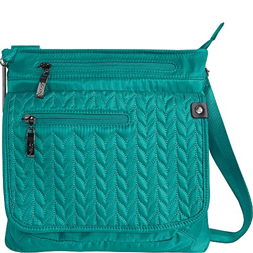 Jag Women's Sherpani Crossbody Fig Bag LE Teal apgqSz