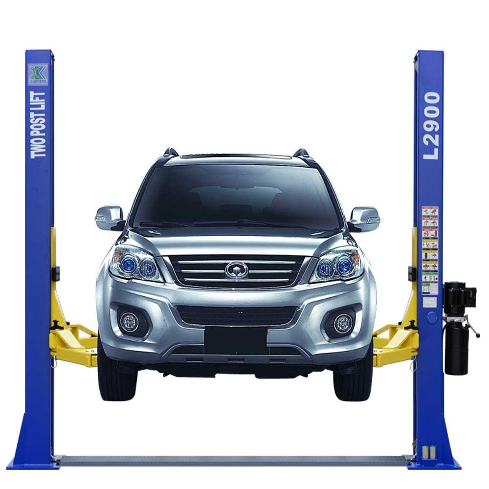 L2900 Car Lift 9,000 LB 2 Post Lift Car Auto Truck Hoist w/ 12 Month Warranty 220V