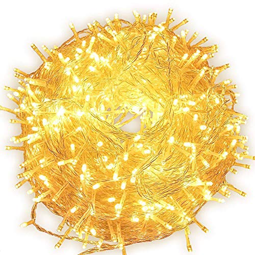 100M Solar Fairy Lights in US - 4