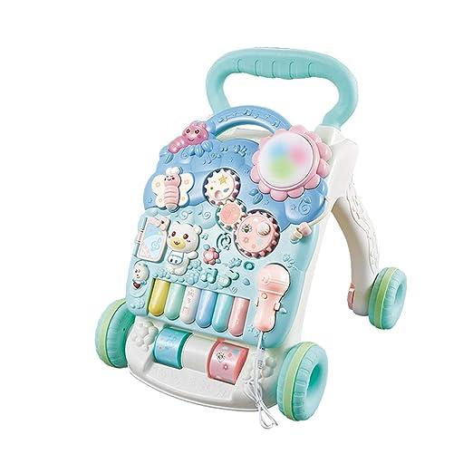 Andador de bebe Baby Walker Carrito Aprendizaje para niños ...