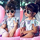 Infant Toddler Baby Girls colorful Fish Scale