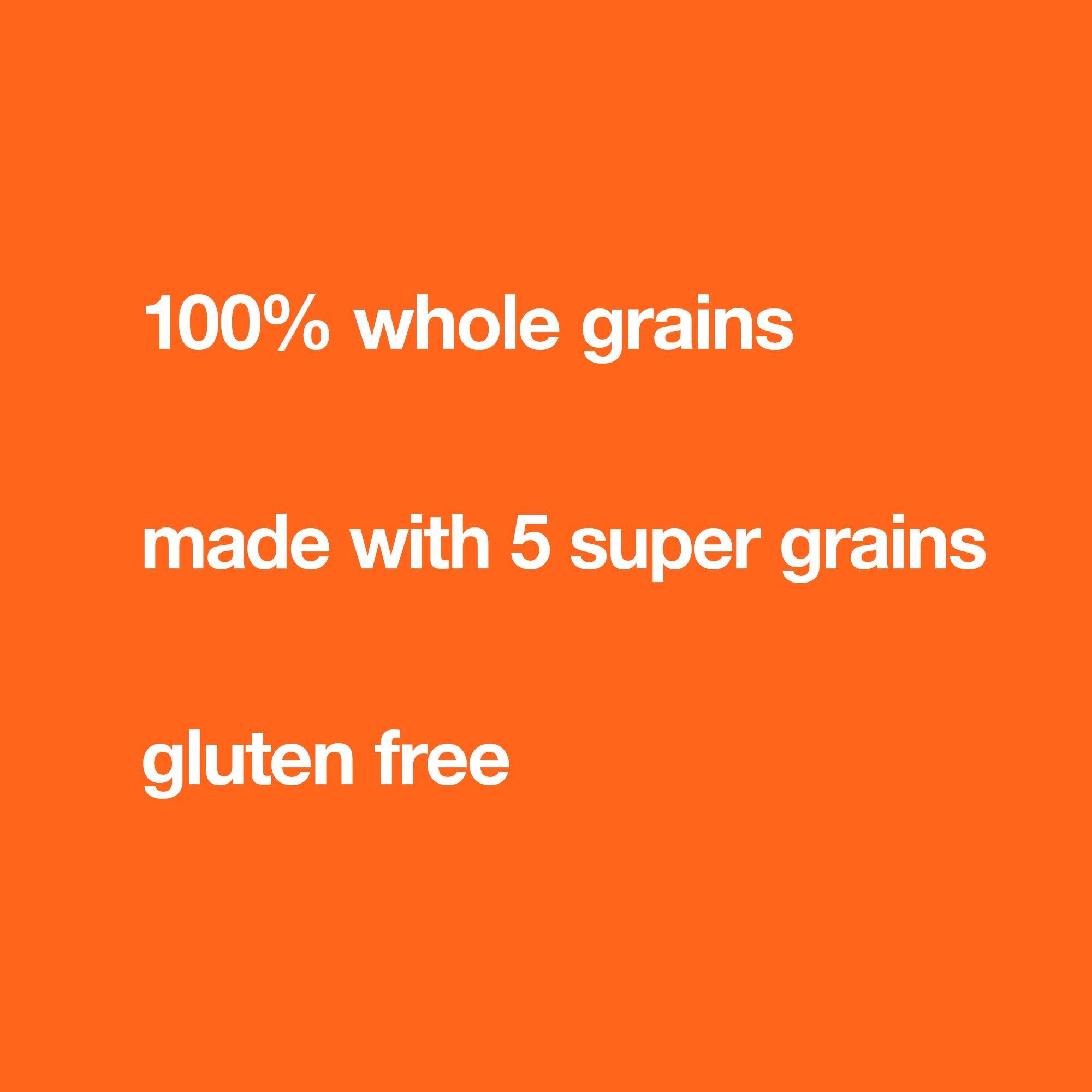 KIND Healthy Grains Granola Bars, Peanut Butter Dark Chocolate, Gluten Free, 1.2 oz, 30 Count by KIND (Image #3)