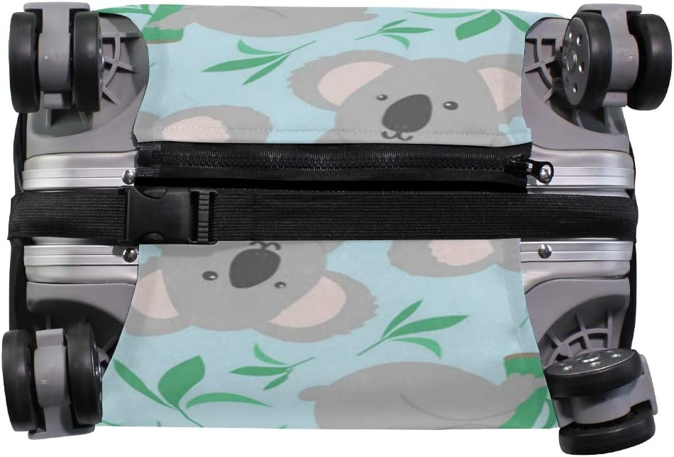 Koala Bear Tree Travel Luggage Protector Case Suitcase Protector For Man/&Woman Fits 18-32 Inch Luggage