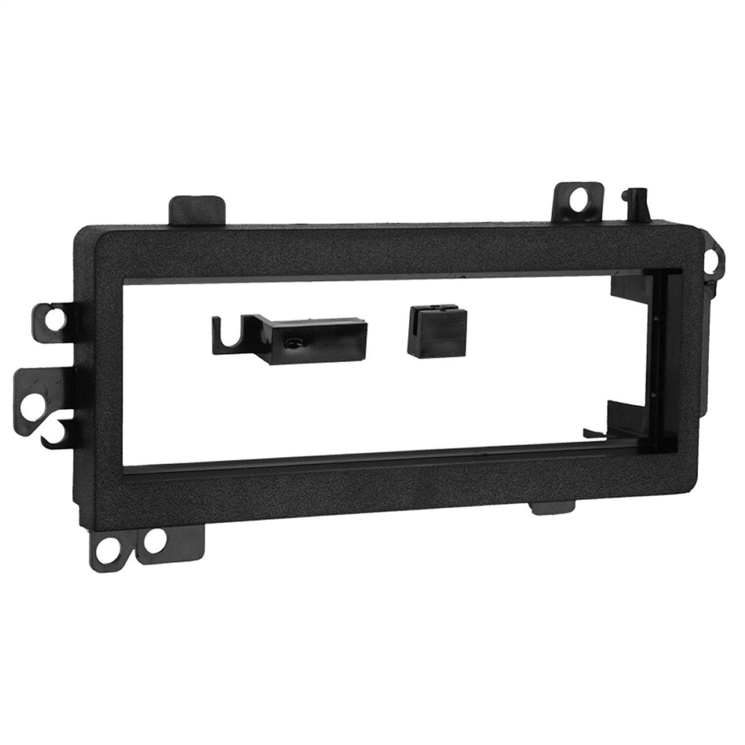 Jeep Wrangler Stereo Dash Kit Double Din Radio Metra 99 6700 For Ford Chry 74 03