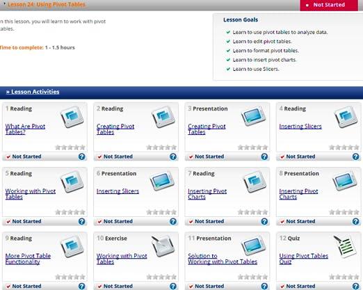 Amazon.com: Microsoft Excel 2016 MOS Certification Training ...