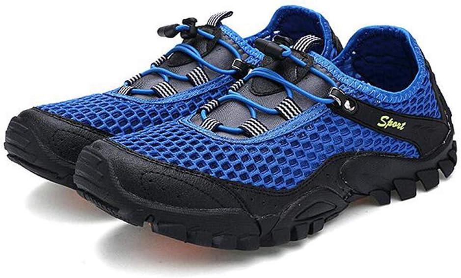 Yaloee Hiking Shoes Men Trekking Sport Mountain Sneakers
