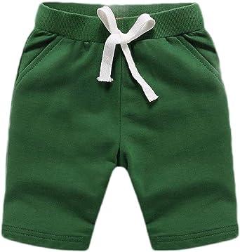 Joe Wenko Boys Casual Elastic Waist Jean Fashion Denim Shorts