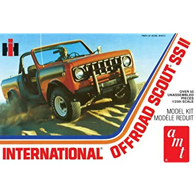 AMT 1 25 International Scout II, AMT1102: Toys & Games