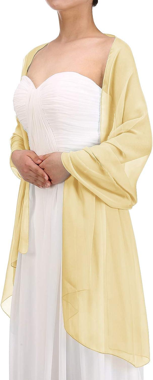 Bbonlinedress /écharpe//ch/âle//foulard///étole//pashmina en mousseline polyester